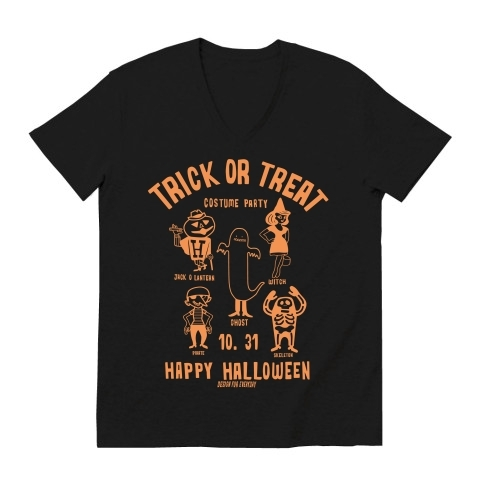 TRICK OR TREAT〜HAPPY HALLOWEEN〜 ハロウィンTシャツ.jpg