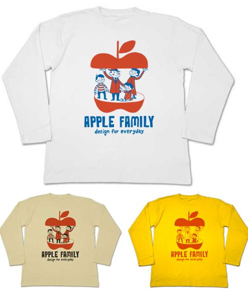 APPLE FAMILY_ロンT_りんご.jpg
