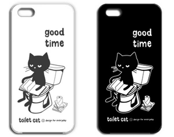 トイレット•キャット(トイレとねこ)iphoneケース.jpg