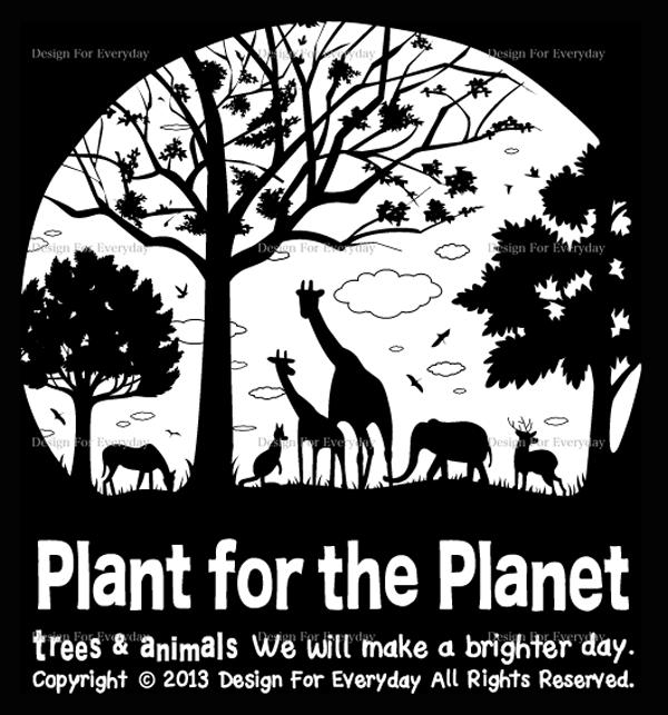 TREES & ANIMALS グラフィック_モノクロ.png