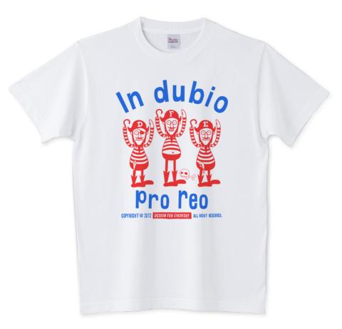 海賊〜in dubio pro reo〜Tシャツ_人気.jpg