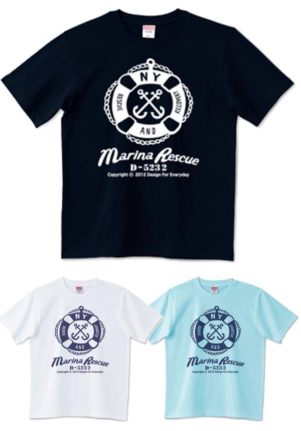 マリーナ・レスキュー _Tシャツ.png