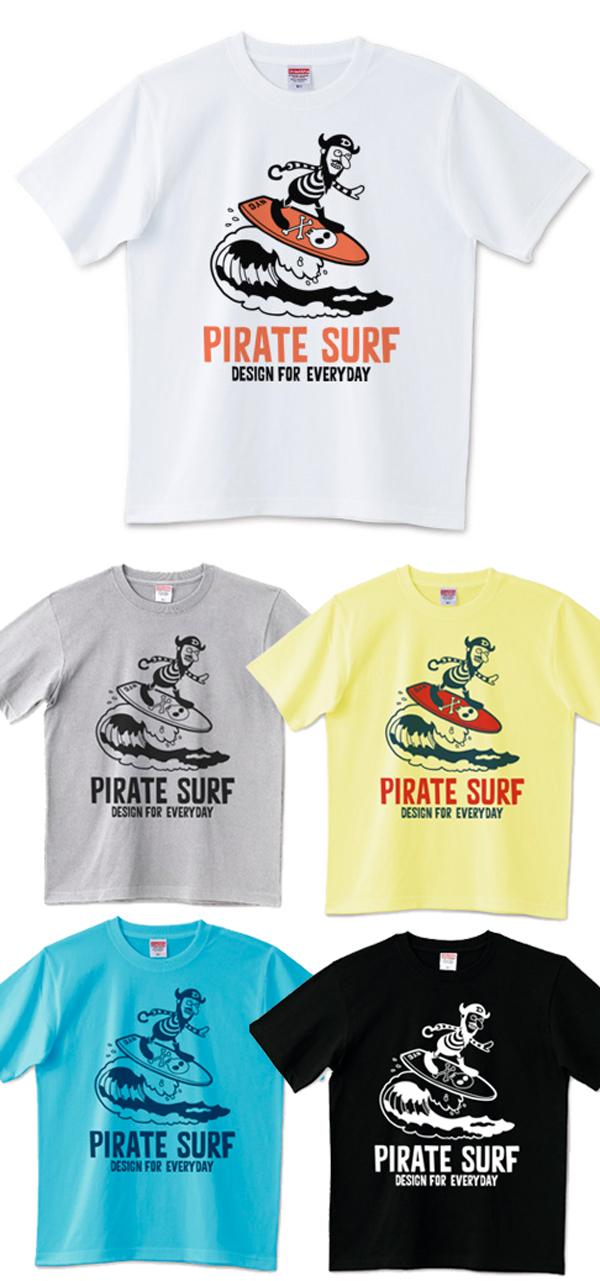 海賊〜SURF〜_Tシャツ.jpg